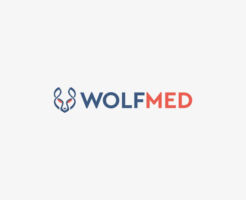 WolfMed Corporate Branding