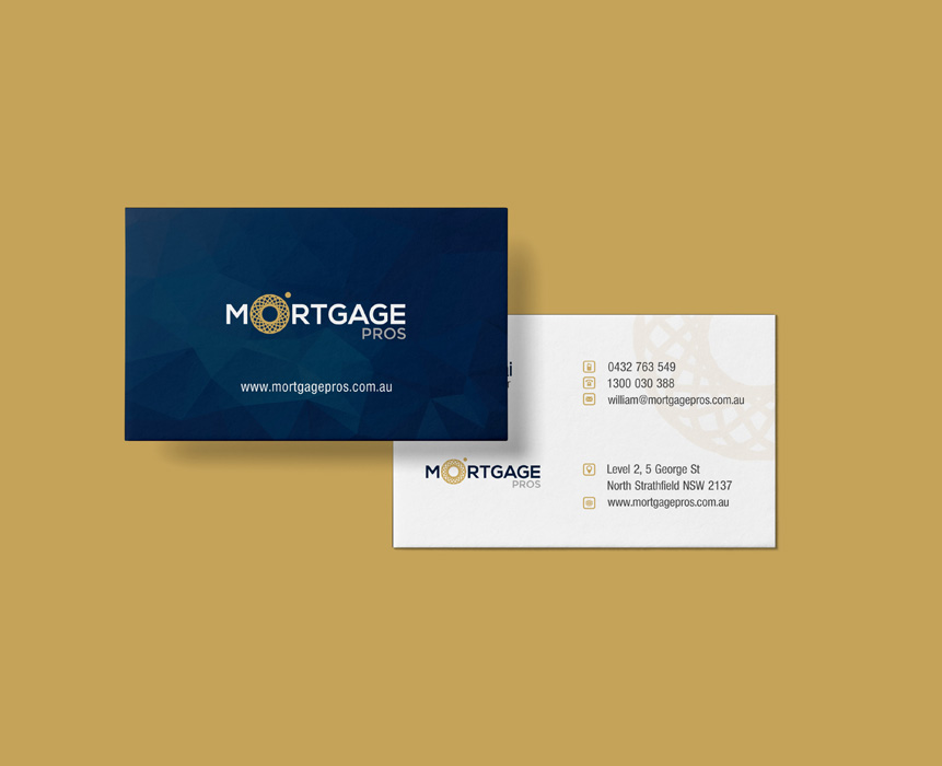 Graphic design for Mortgage Pros