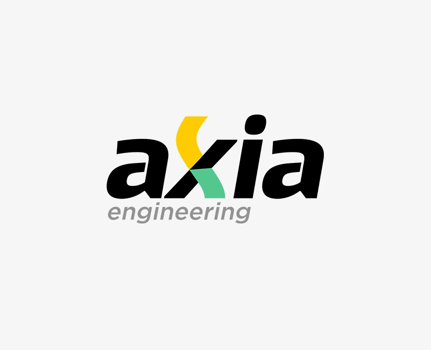 Logo For Axia Engineering