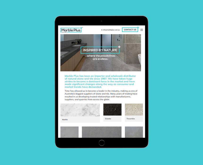 Marble Plus digital marketing