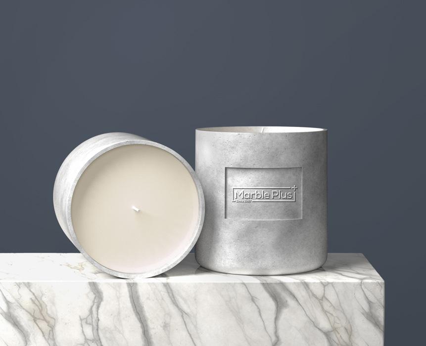 marble branding design