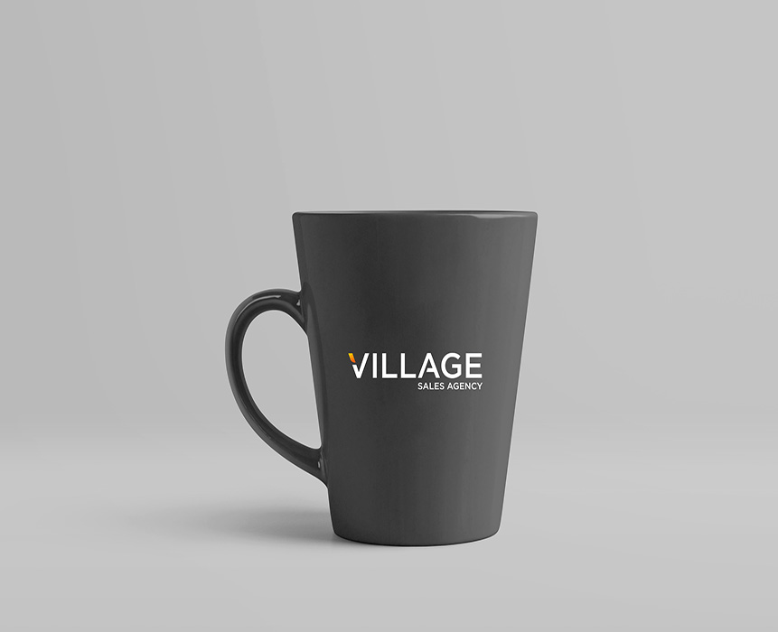 Web development for Village Sales agency