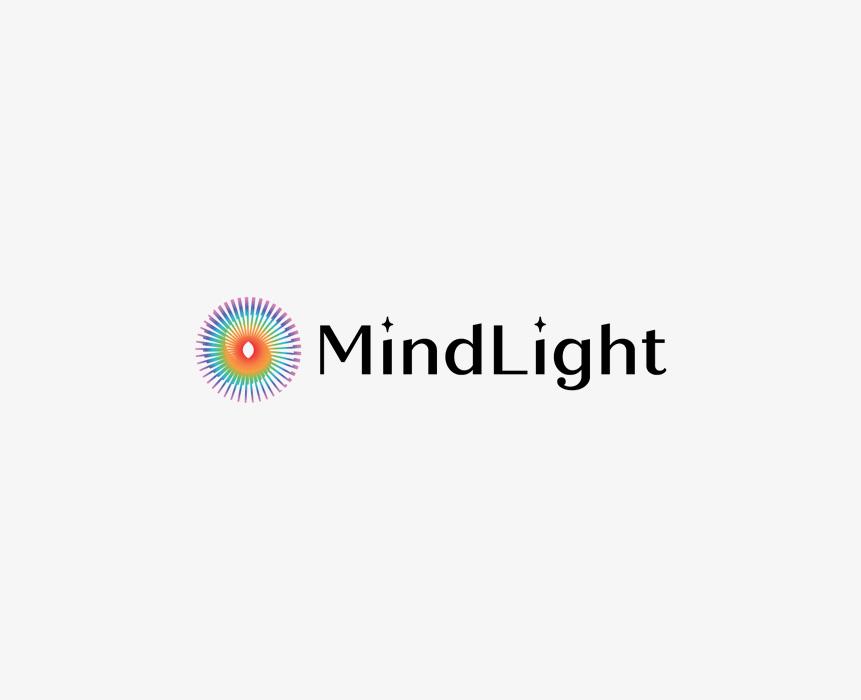 MindLight-logo-design