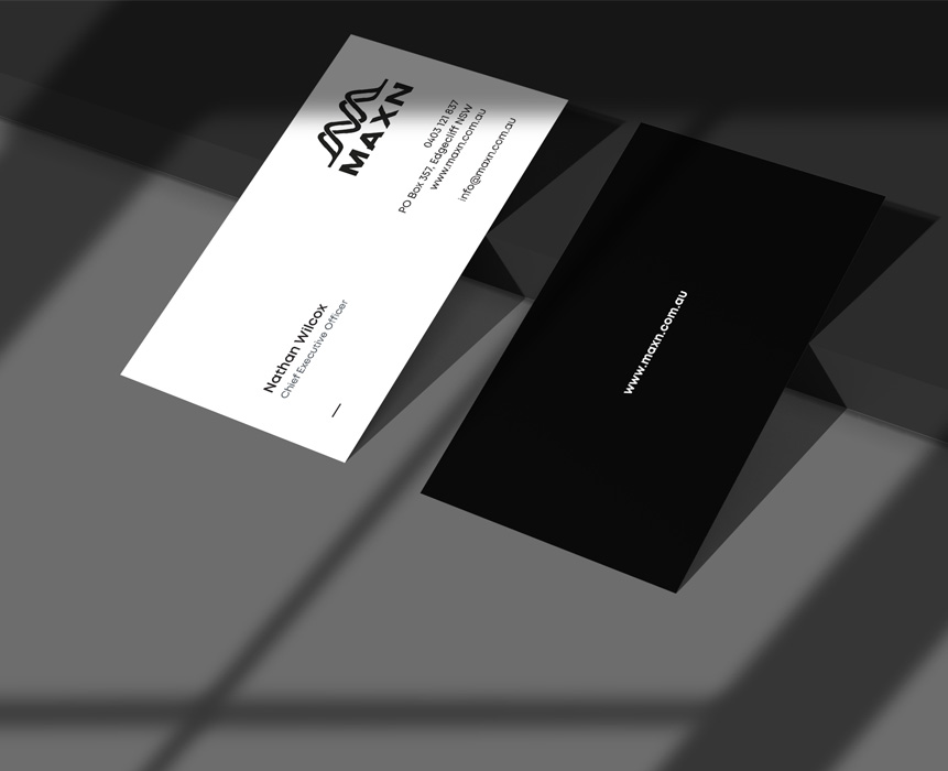 business-card-design-for-max-n