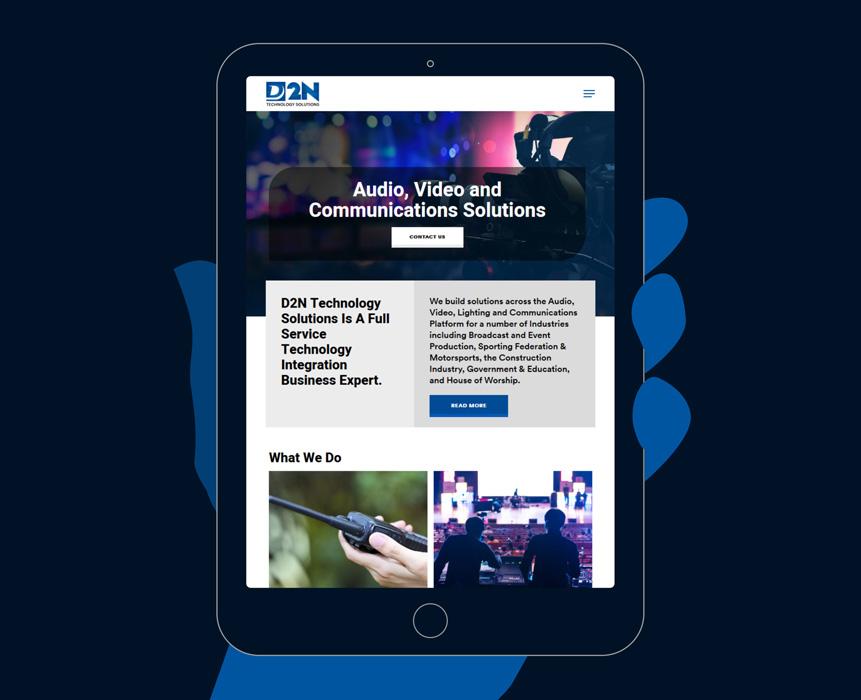 d2n-Website-Development