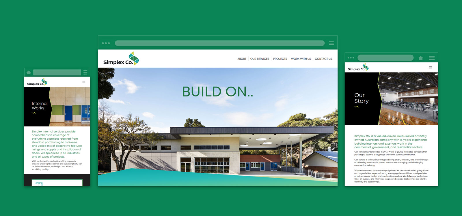 Web-design-for-internal-fit-out-services